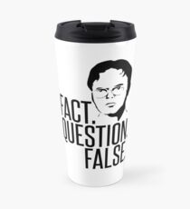 Dwight Schrute Thermobecher