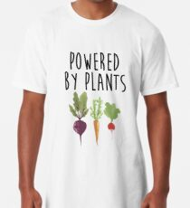 Powered By Plants Long T-Shirt