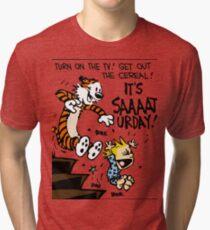 It Saturday Bro Tri-blend T-Shirt