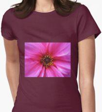 Pink Dahlia Supermacro T-Shirt
