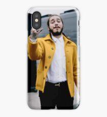 Yellow Malone iPhone Case/Skin