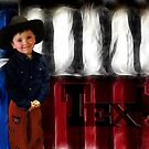 The Little Texan by Penny Odom