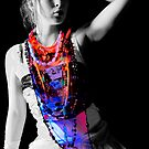Necklaces Abound by KnittedKitten