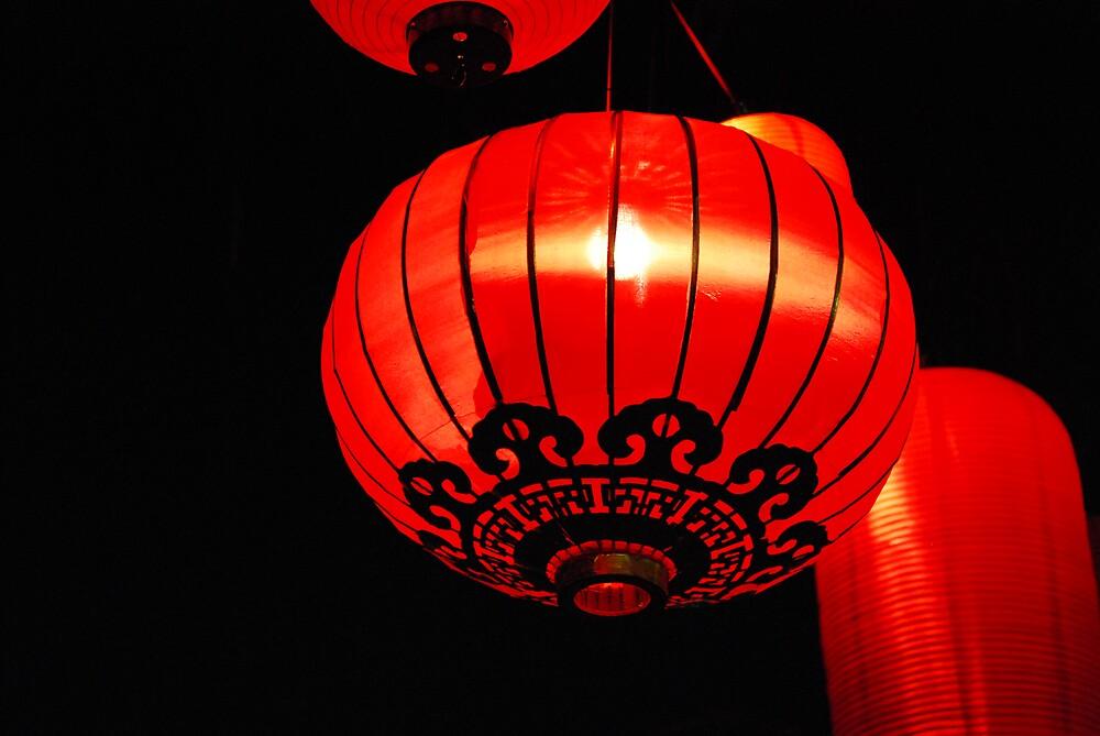 red lanterns by Princessbren2006