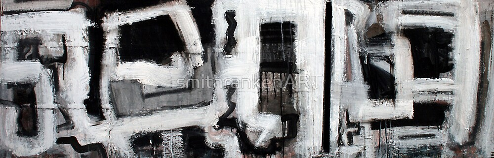 Blind Oedipus by Mark Elliot-Ranken by smithrankenART