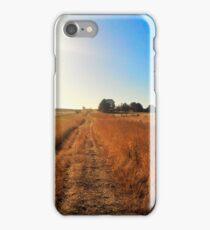 Rural Australia Landscape Print iPhone Case/Skin