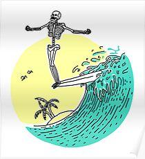 Surf Nose Poster