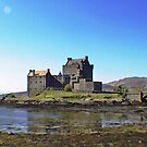 the most photgraphed castle in scotland by NordicBlackbird