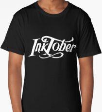 Inktober - October Long T-Shirt