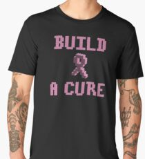 Build A Cure Men's Premium T-Shirt