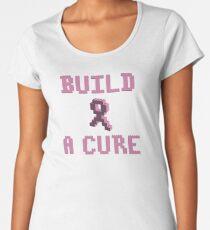 Build A Cure Women's Premium T-Shirt