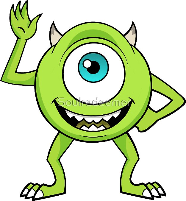 List Of Synonyms And Antonyms Of The Word Mikewazowski
