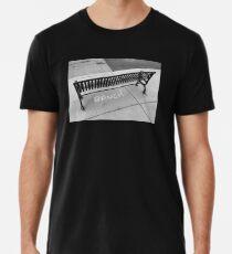Camiseta premium para hombre BANCO cf8bcca1c00
