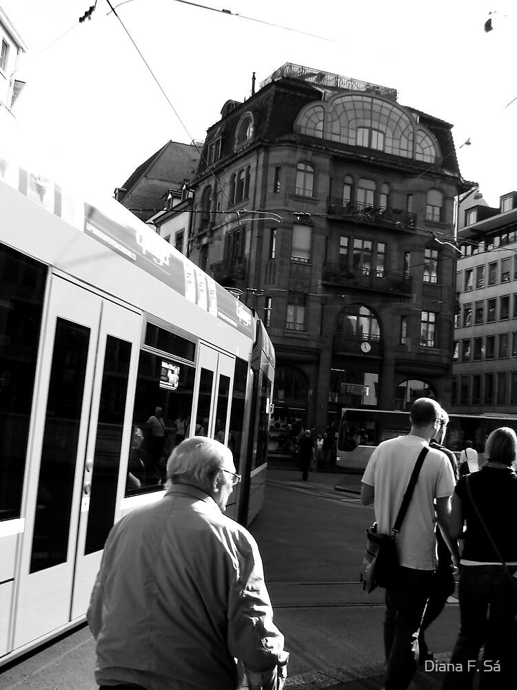 The City Life by Diana F. Sá