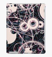 B-ruder Tardis Gallifrey Print iPad Case/Skin