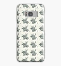 Vision Of The Four Beast Leopard Samsung Galaxy Case/Skin