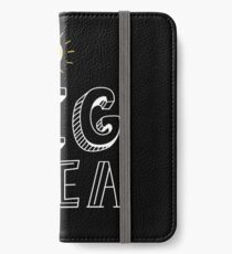 BIG IDEA iPhone Wallet/Case/Skin