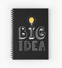 BIG IDEA Spiral Notebook