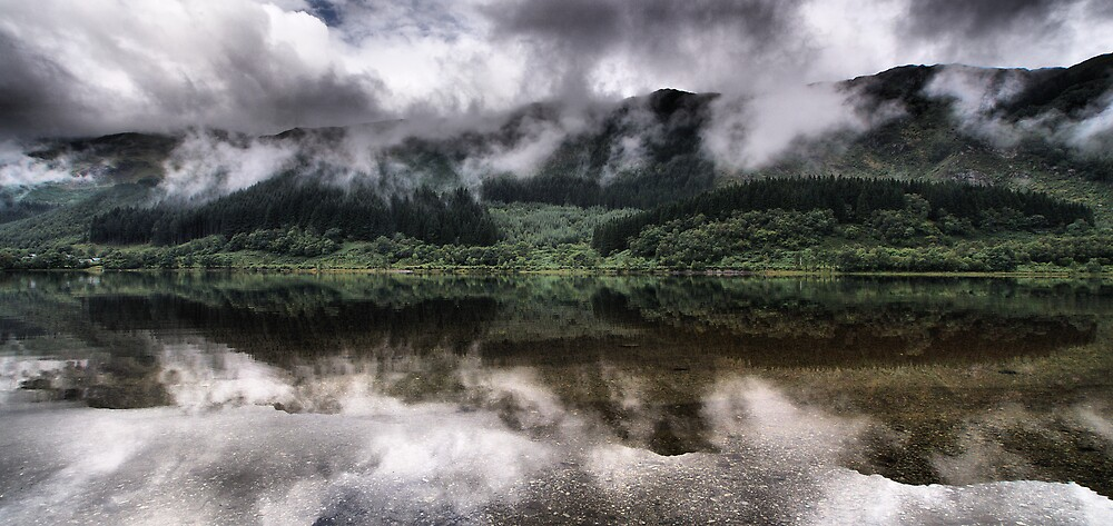 Loch Lubnaig by Julian MacDonald