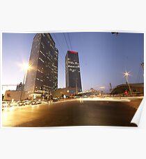 Tel Aviv a nonstop city Poster