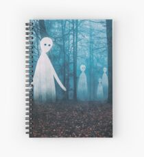 The Guards Spiral Notebook