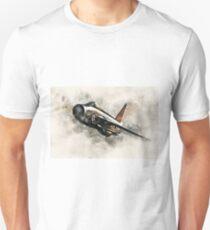 English Electric Lightning - Painting T-Shirt
