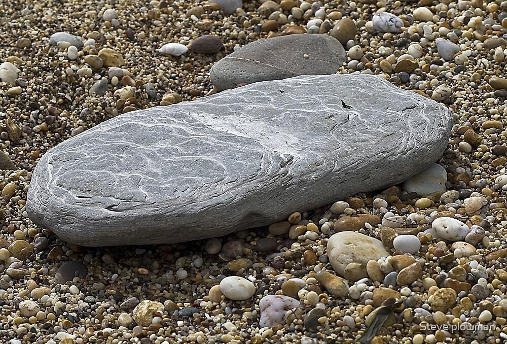 Pebble beach by Steve plowman