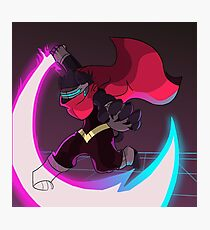 Clairen - Rivals of Aether Photographic Print