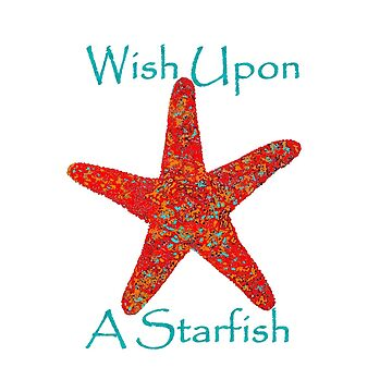Wish Upon A Starfish by GypseaDesigns