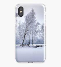 Winter's dress iPhone Case/Skin