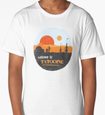 Welcome to Tatooine Long T-Shirt