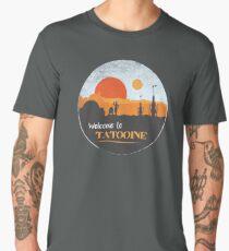 Welcome to Tatooine Men's Premium T-Shirt