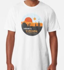 Welcome to Tatooine Long T-Shirt