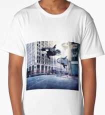 City of whales Long T-Shirt