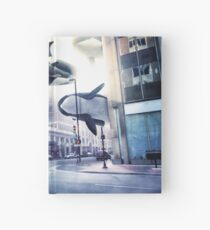 City of whales Hardcover Journal