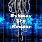 Blue Ink Release The Kraken Tentacles by GypseaDesigns