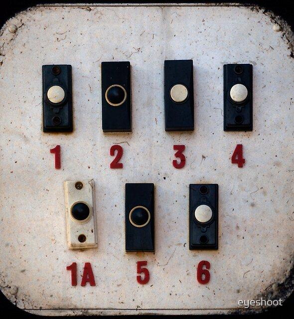 Blackpool Doorbells by eyeshoot
