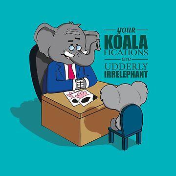Irrelephant Koalafications by Triluen