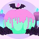 My Halloween - Dips & Roses by Caribou Rose