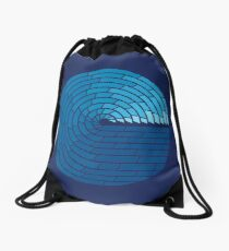 Almighty Ocean Drawstring Bag