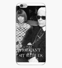 Vinilo o funda para iPhone Realeza de moda