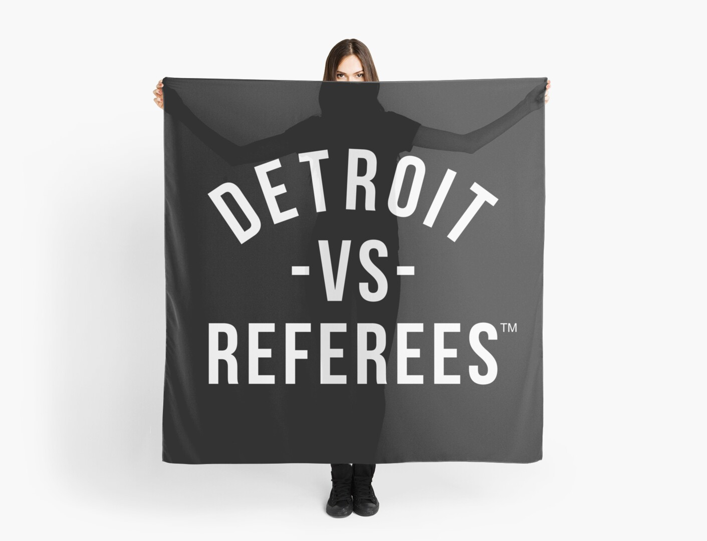 Detroit Versus Referees™ by thedline