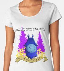 Visit Mêlée Island Women's Premium T-Shirt