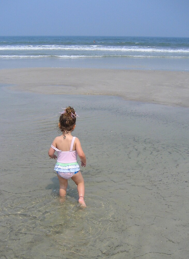 Beach Baby by mekea