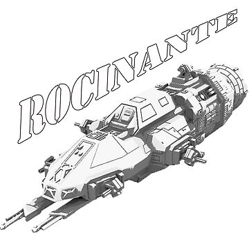 The Rocinante - The Expanse by CMOsimon