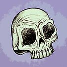 Skull design by Extreme-Fantasy