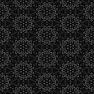 Rustic Dark Pattern by Ruth Moratz