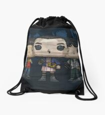 stranger Drawstring Bag