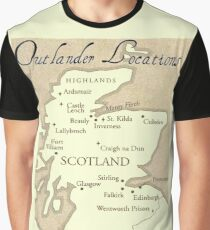 The Outlander Location Graphic T-Shirt