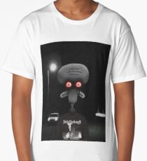 Squidward Suicide Long T-Shirt